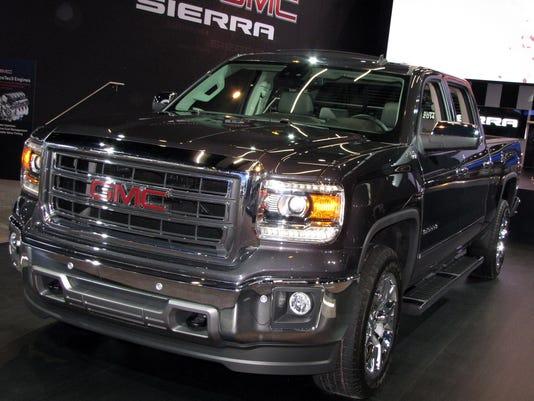 0925 2014 GMC Sierra 1500 Pickup Truck