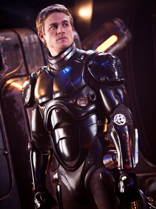 Pacific Rim Was The First Big Starring Film Role For Sons Of Anarchy Actor Charlie Hunnam And Now That Hes Bowed Out Of 50 Shades Of Grey It May Be