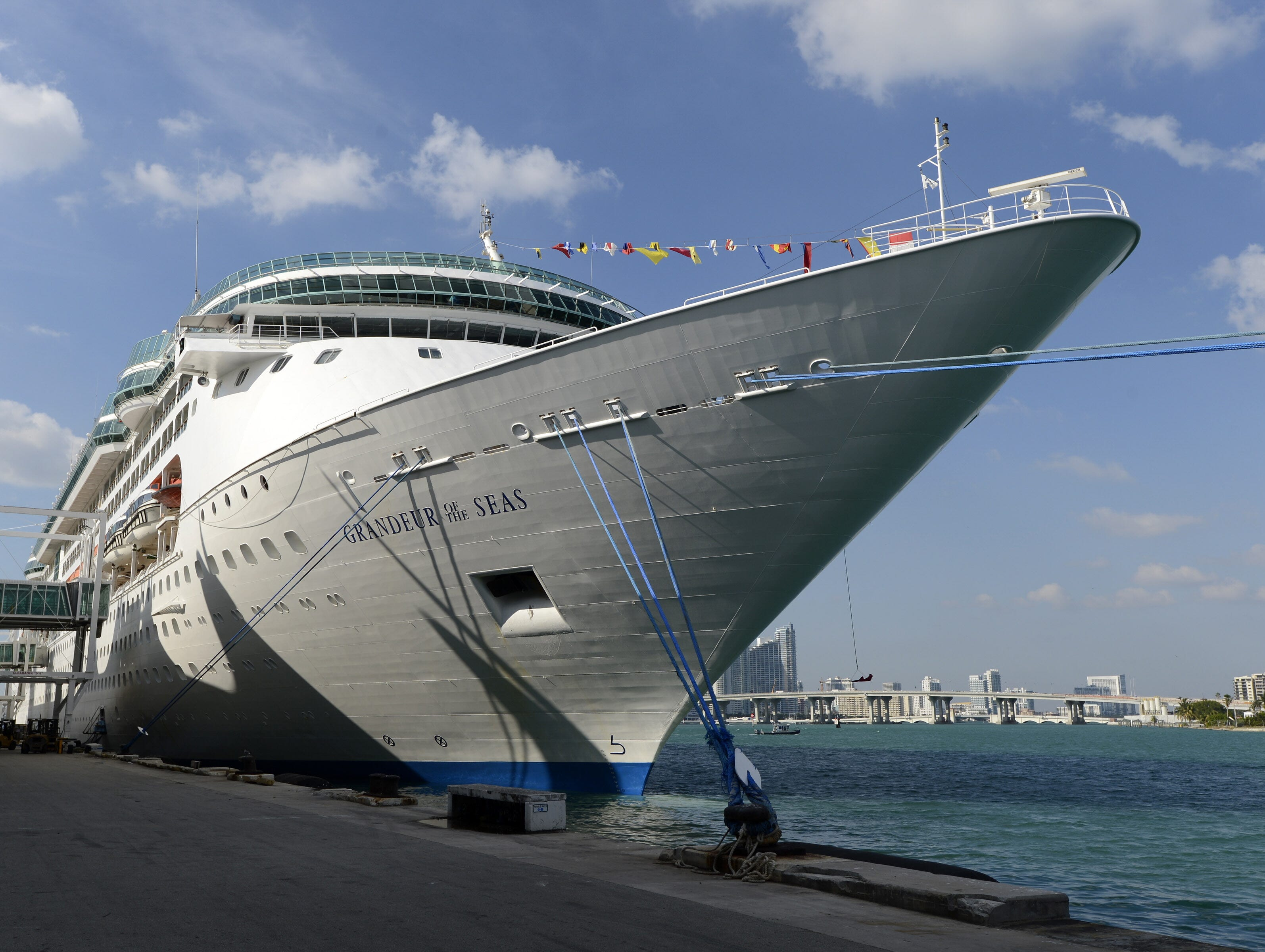 Grandeur Of The Seas Nearly Sick On Royal Caribbean Cruise Ship - 3 day cruises from baltimore