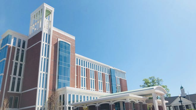 The public is invited to tour the new Rutherford County Judicial Building at 4 p.m. Wednesday, April 25.