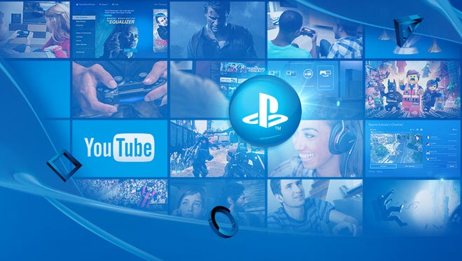 Sony's PlayStation Network.