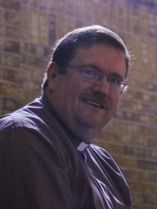 Rev. Paul McComack, 9/27