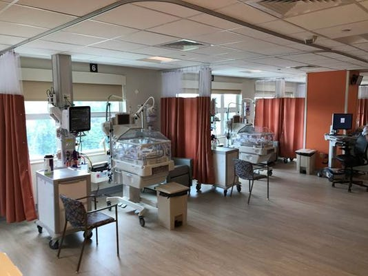 WellSpan York Hospital opens new NICU tower