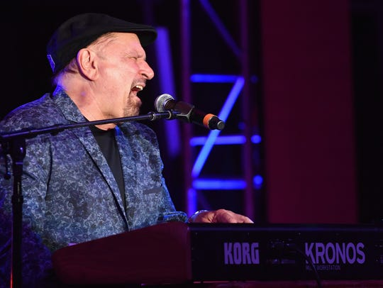 "Felix Cavaliere will bring such '60s Young Rascals hits as ""Good Lovin'"" and ""Groovin'"" to Celebrate De Pere on Friday, September 27, 2018."