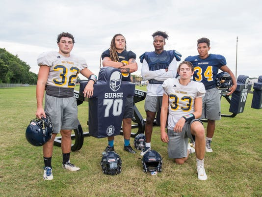 Gulf Breeze football preview