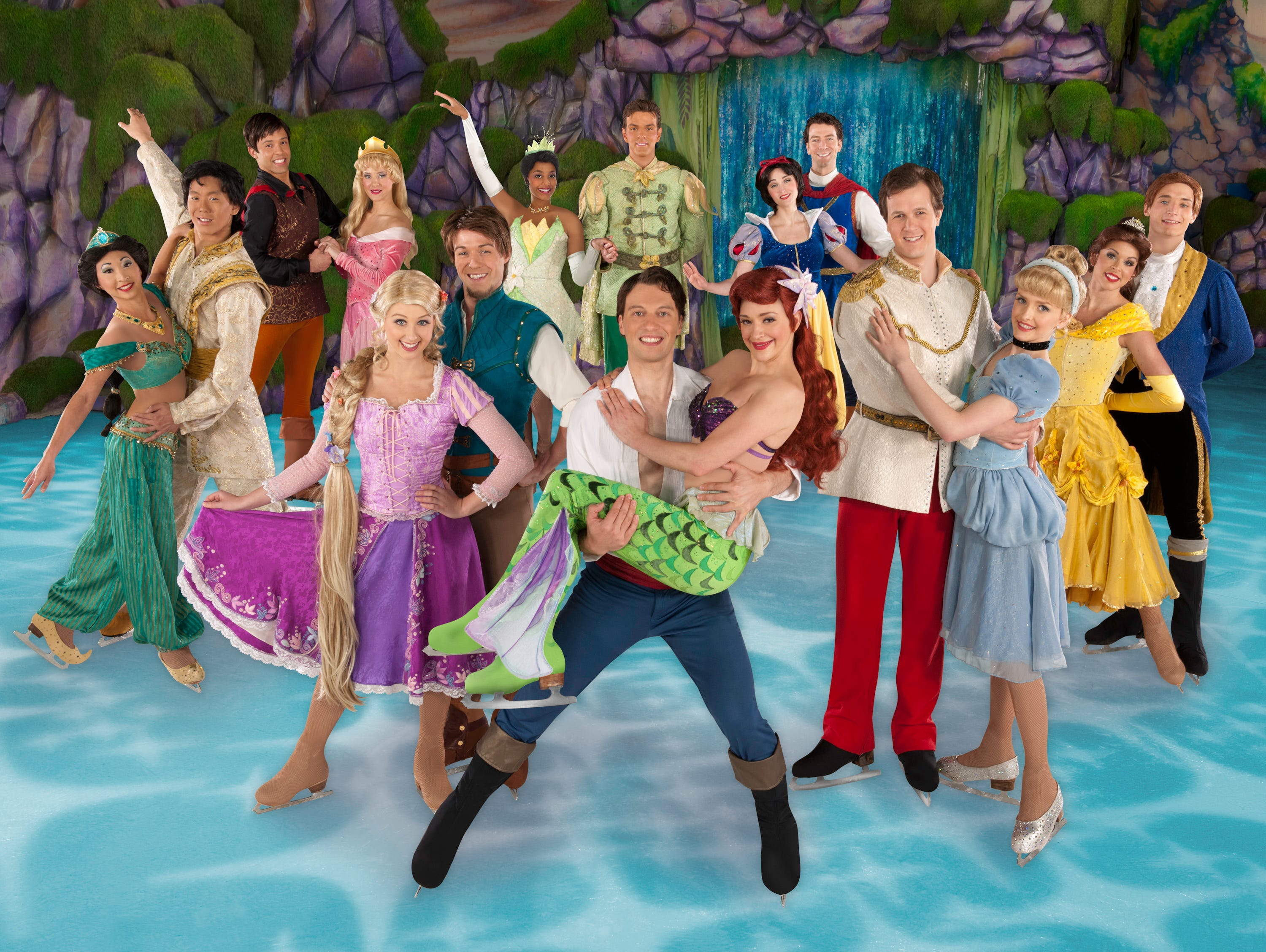 Win a family four pack of tickets to Disney On Ice presents Dream Big Nov. 24 at Wells Fargo Arena.