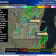 Storms move through Milwaukee area; expect a wet evening commute; power outages reported