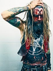 """Musician, screenwriter, director and producer Rob Zombie is readying a new untitled album and a new film, """"31."""" The former White Zombie frontman is among the headliners at this weekend's El Paso Downtown StreetFest."""