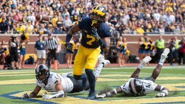 Michigan'sWarde Manuel supports new NCAA transfer, redshirt rules