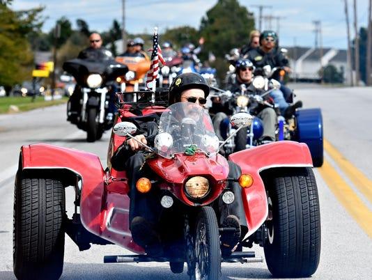Matthew Gowen's Ride Home