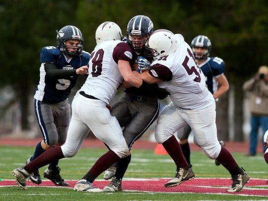 Otter Valley vs. BFA Fairfax DIII Football Championship 11/08/14