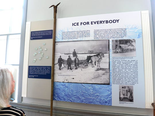 The Catawba Museum at Union Chapel operated by the Catawba Island Historical Society opened for the first time on June 16.