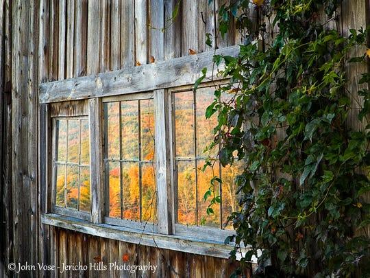 Vermont Foliage Reflections