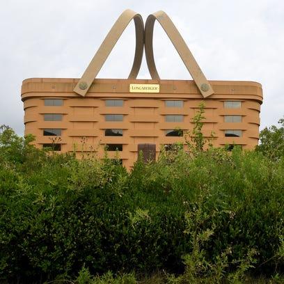 The Former Longaberger Basket Building On East Main