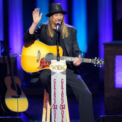 Kid Rock recently purchased 102 acres in Whites Creek.