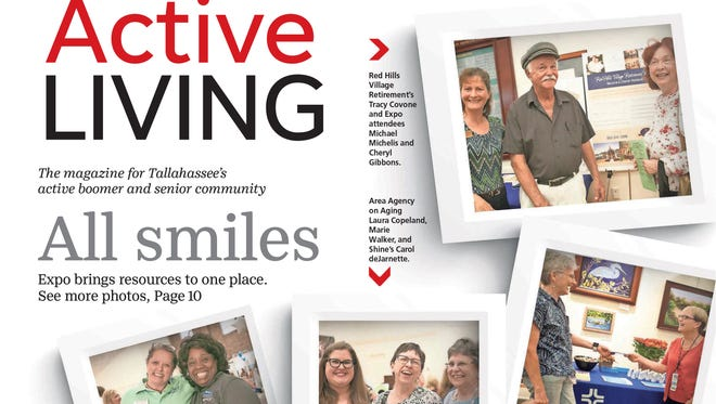 November 2017 issue of Active Living