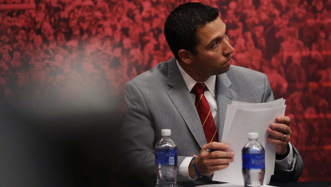 Iowa State announced the additions of two more coaches to Matt Campbell's staff.