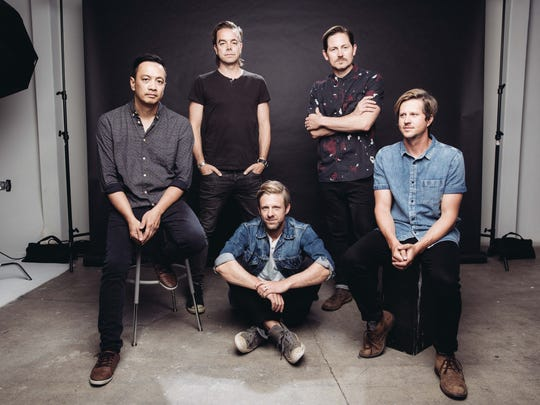 Switchfoot will perform Monday at the Visalia Fox Theatre.