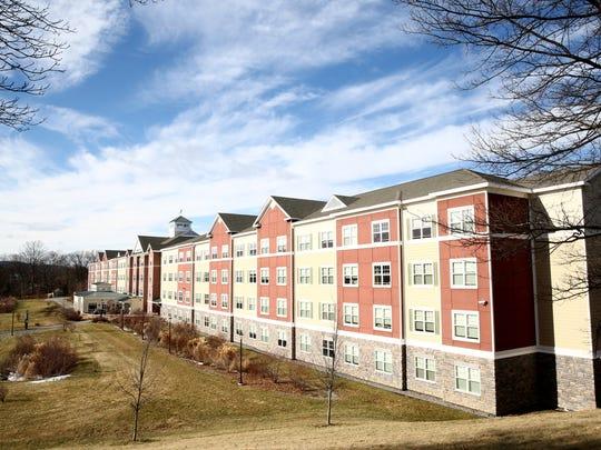 Dutchess Community College's Conklin Hall on Wednesday,