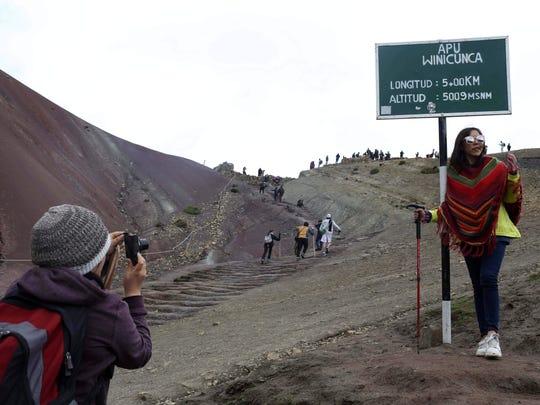 Cada vez son más los turistas que viajan a esta zona