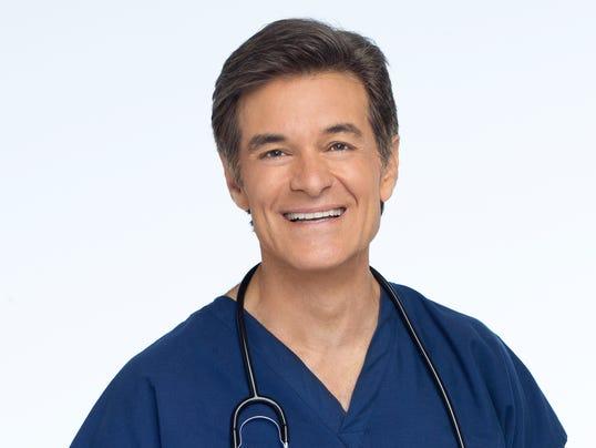 Dr. Oz Headshot 2