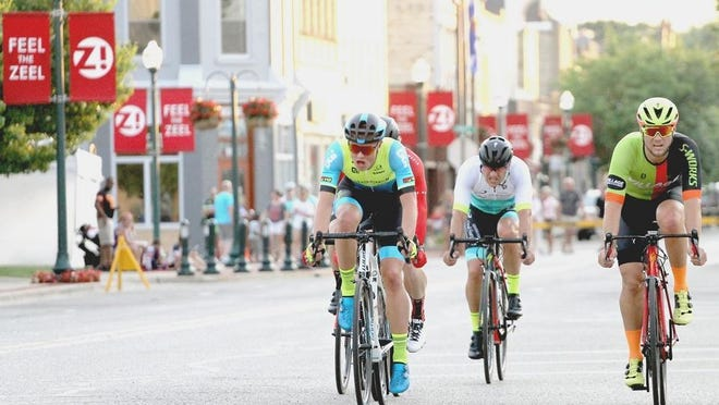 This year's Zeeland Twilight Criterium has been canceled because of the coronavirus.