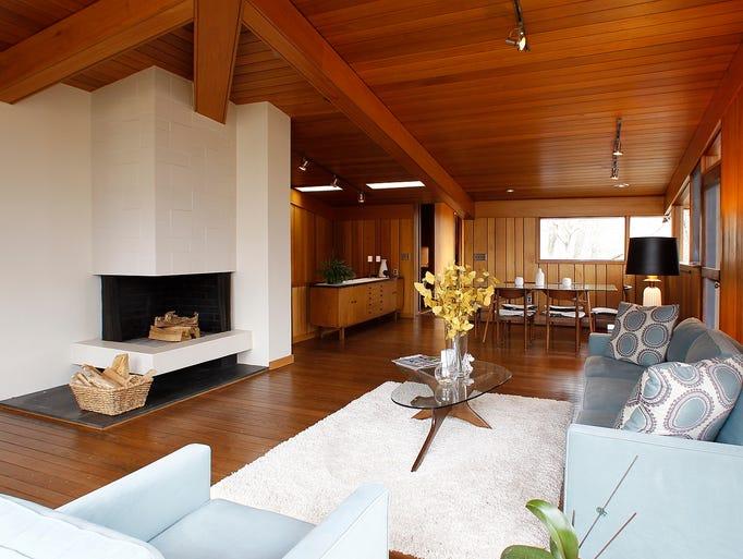Midcentury Modern In Pound Ridge On Sale For Million