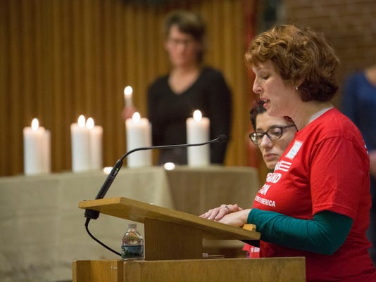remembrance of the five year of the Sandy Hook Elementary School tragedy,