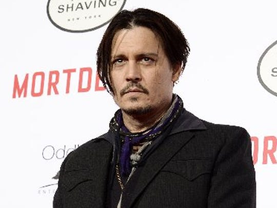 "Actor Johnny Depp is the focus of Thursday's episode of ""Fortune Fights."""
