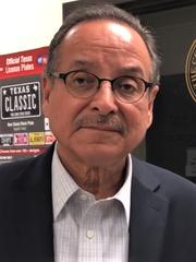 County Commissioner Carlos Leon