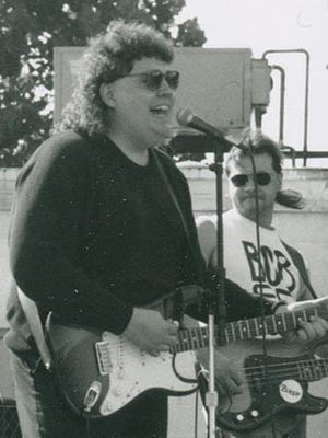 Singer-songwriter Bob Bullock led the band Bob On This during the late 1980s and '90s.
