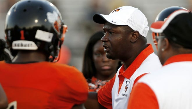 Marvin Dantzler has been named the new football coach at Central High School.