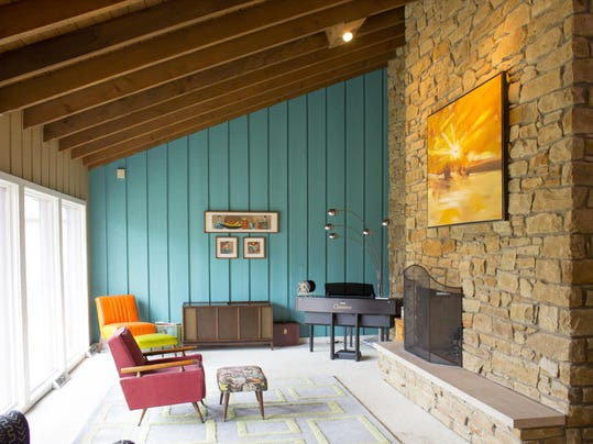 Inspired Interiors Take A Mid Century Modern Tour In Carmel