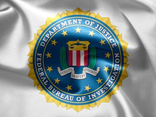 Flag FBI