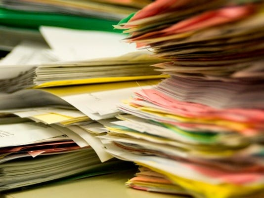 With taxes done, heed financial-organizing tips