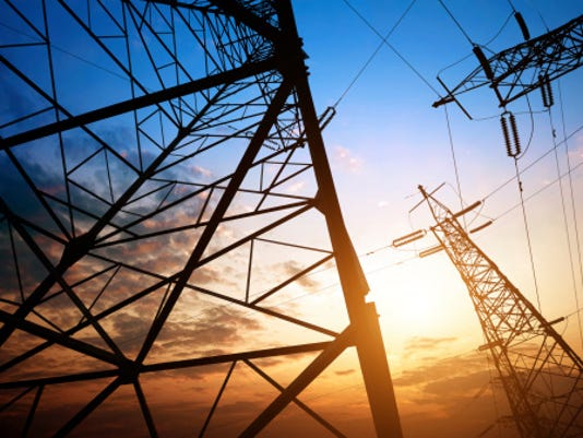 Utility rate increase
