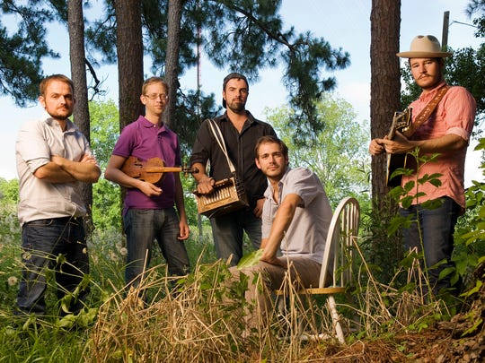 The Grammy-nominated Pine Leaf Boys will bring on the sounds of Louisiana at Cajun Fest.