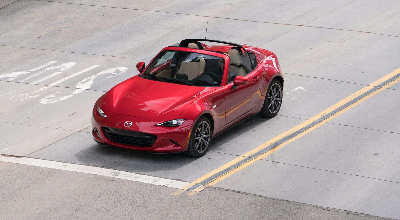 The 2017 Mazda MX 5 Miata Appeals More To Our All Season