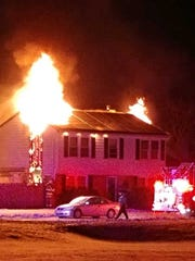 Williamstown Fire Company is rallying for its member Donna Parisi, a fire fighter who lost her home in a blaze Jan. 7, 2018.