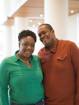 A health scare helped LaToya and Omar Bonner realize the importance of leading a healthy lifestyle.