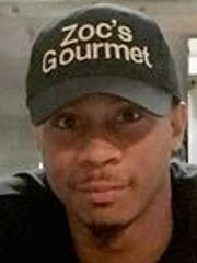 Zaaqi Johnson, owner of  Zoc's Gourmet Burgers and