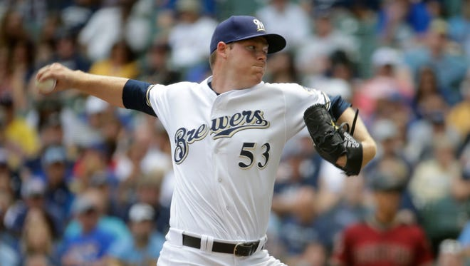 Brandon Woodruff  last pitched for the Brewers on May 23.