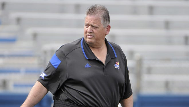 Former Notre Dame head coach Charlie Weis was fired in 2009.