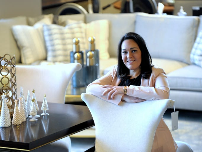 Scott Shuptrine Interiors Emily Cuozzo, 33, of St.