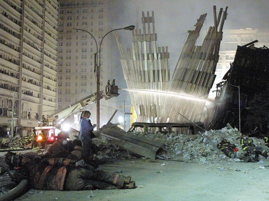 Reps. Andy Biggs and Paul Gosar snub 9/11 victims
