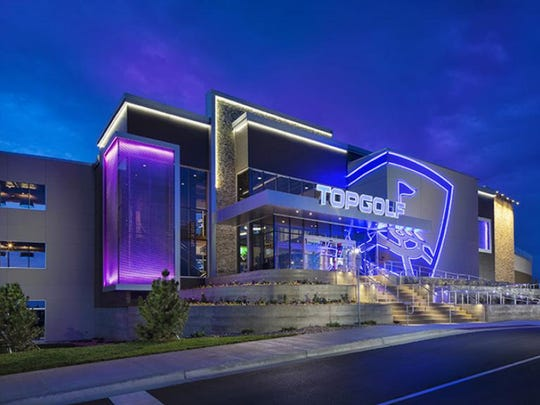 Topgolf will open its first Northeast location by year's end at Edison Town Square, the site of the former Ford plant. Topgolf offers an indoor driving range, arcade and restaurant.