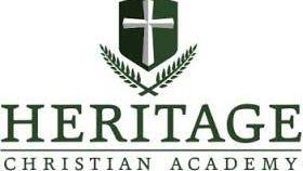 Heritage Christian Academy logo