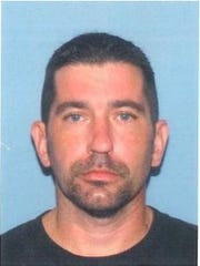 John Craggs is one of six people wanted by Licking County Adult Probation.