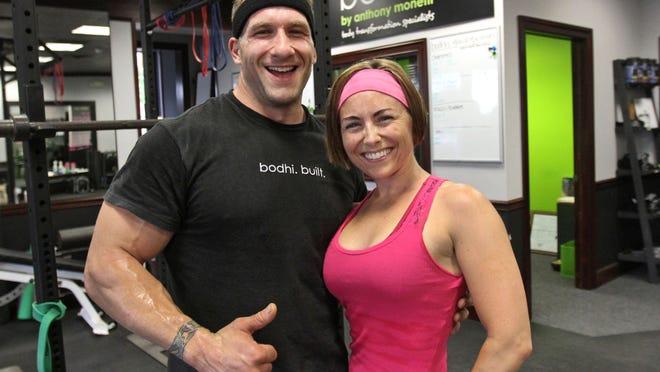 Anthony and Karen Monetti.