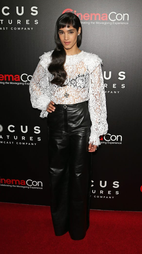 Sofia Boutella at CinemaCon.
